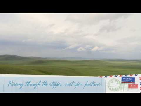 Trans Siberin train from Mongolia to Beijing