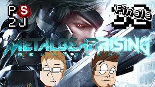 Metal Gear Rising: Revengance EP 32 - FINALE - Infinite Cutscenes