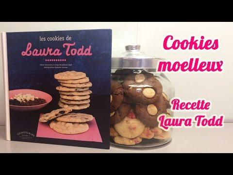 recette-cookies-moelleux---faciles-et-délicieux---façon-laura-todd