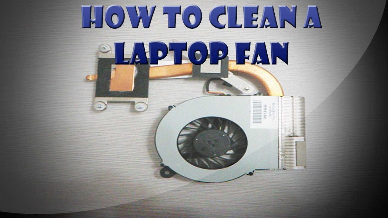 how to tell if laptop fan is working
