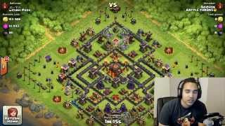 Clash of clans - 400k Subscriber appreciation (w/ charity donation)