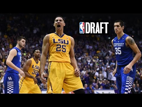 2016 NBA Mock Draft 2.0: Ben Simmons Brandon Ingram Kris Dunn