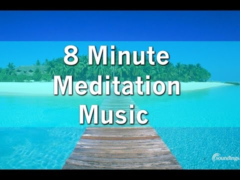 8 Minute Meditation Music - with Earth Resonance Frequency for Deeper Relaxation
