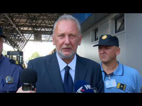 SBTV - DNEVNIK - MINISTAR BOŽINOVIĆ U STAROJ GRADIŠKI - 02.08.2017.