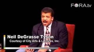Neil DeGrasse Tyson - Death By Giant Meteor