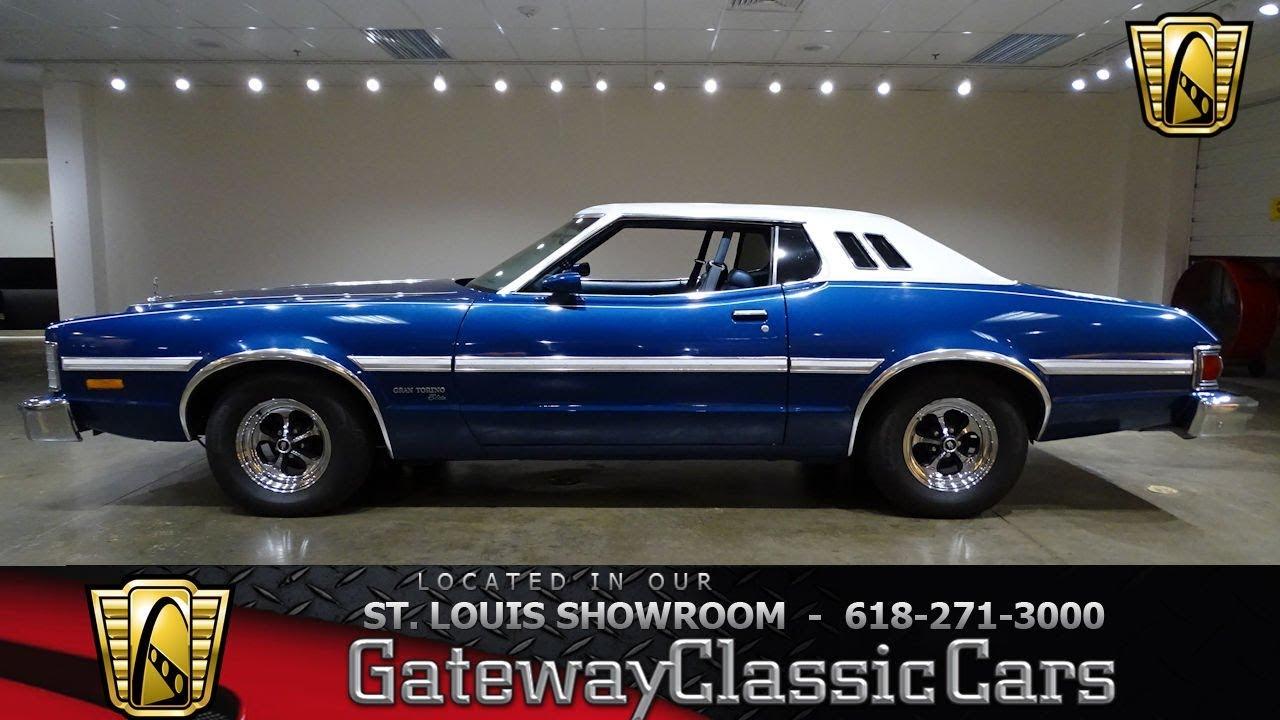 Ford Gran Torino Elite Gateway Classic Cars Of St Louis