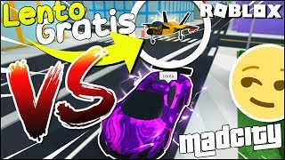 HOW TO USE ANY FREE CAR! And WHAT's the fastest CAR in MAD CITY 😍-Roblox