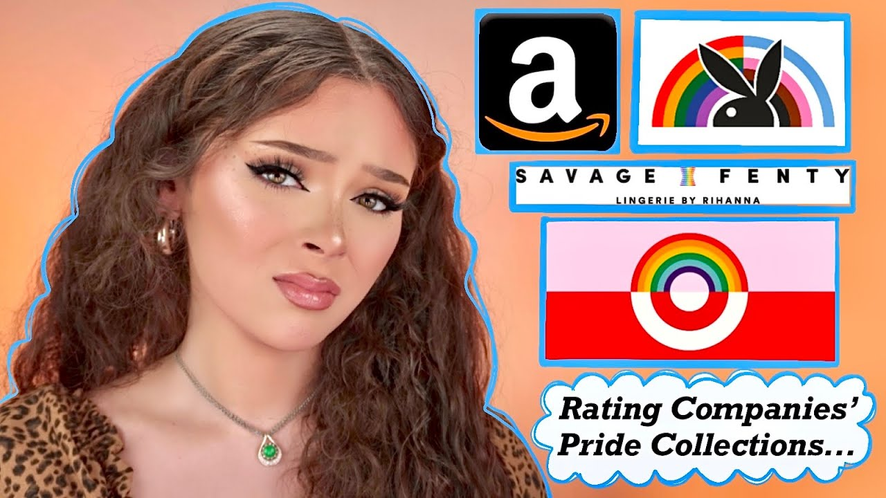 Rating Companies' Pride Month Collections 2021!