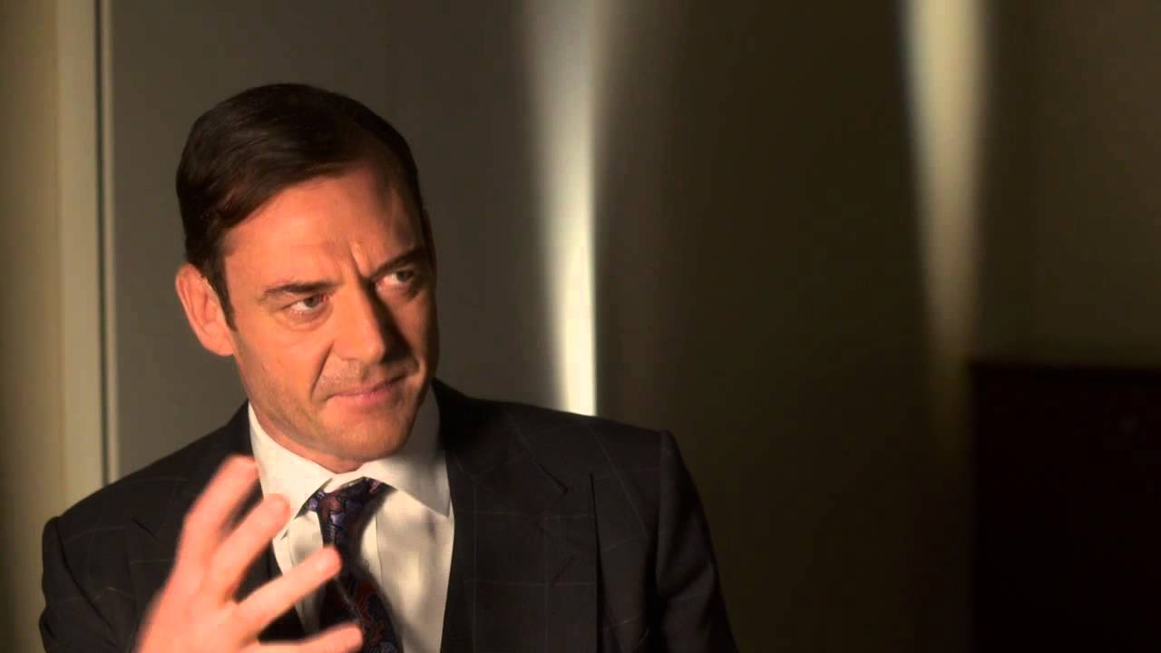 """The Equalizer: Martin Csokas """"Teddy"""" Behind the Scenes ..."""