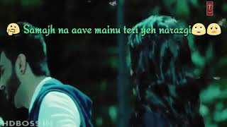 Nit di narazgi teri WhatsApp status | Rupin kahlon | latest Punjabi song
