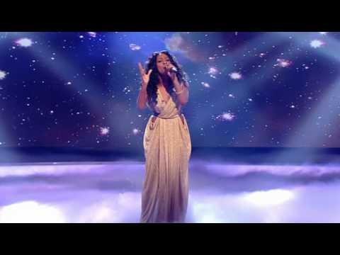 X Factor 2008 FINAL: Alexandra Burke - Hallelujah: FULL HD