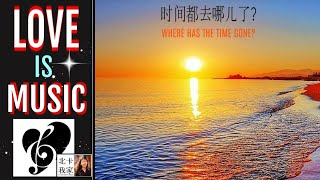 [Eng Sub] 时间都去哪儿了?/Where has the time gone?/Learn Mandarin Chinese  好聽歌曲