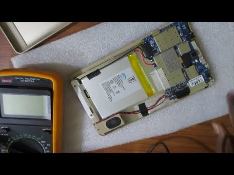 Disassembly of Allwinner A13 Android 7' Tablet - Opening