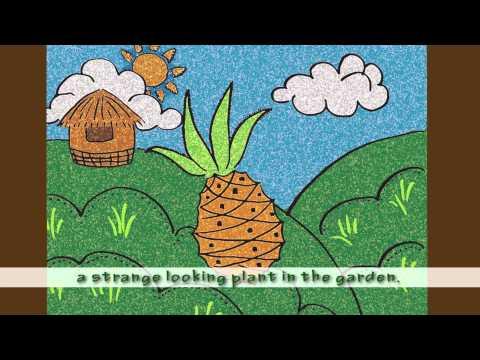 The First Pineapple (Filipino/Tagalog Folk Tale)