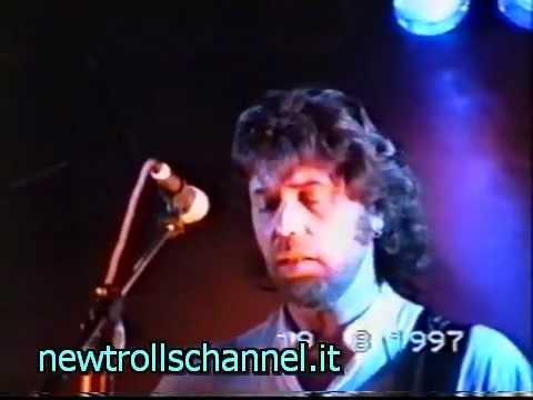 NEW TROLLS - Una Miniera - Tour 1997 (l'ultimo dei NT) (V4B)