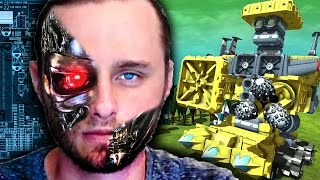 TAKE BACK THE BASE!! | Terra Tech [1] thumbnail