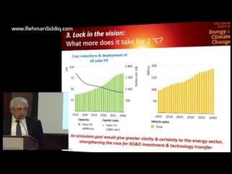 International Energy Agency Director Fatih Birol Speaks on Climate Change and Energy