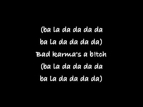 Ida maria, Bad Karma lyrics