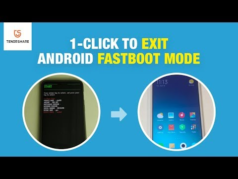 1-Click To Exit Fastboot Mode On Android Device [Free Method]