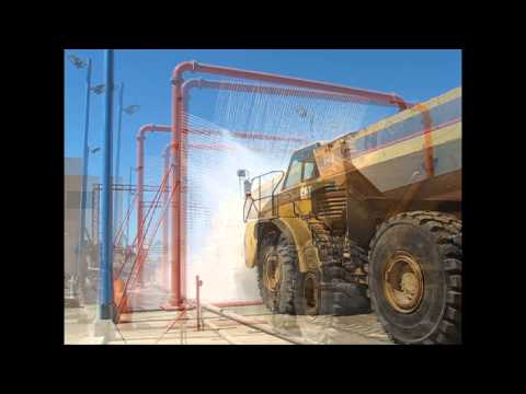 InterClean Mining Vehicle Wash Systems