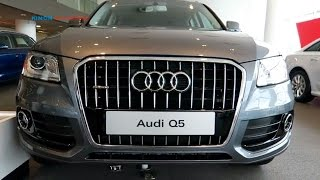 NEW 2016 Audi Q5 - Exterior and Interior