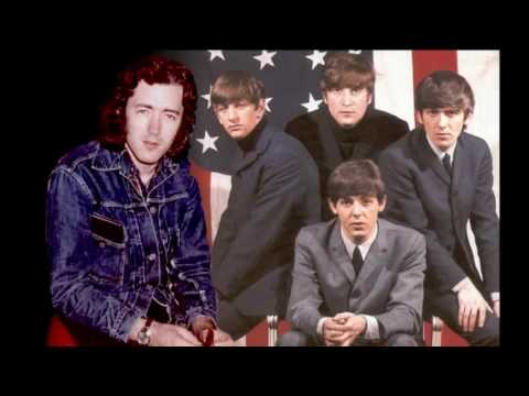 Rory Gallagher, Jimi Hendrix, John Lennon and The Beatles :)