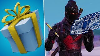 Fortnite-GIFTS WILL COME BACK!? NEW SKINS!! CREATIVE MODE!? UPDATE SOON!! Squads
