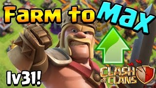 Clash of Clans: MY INFERNOS ARE ALIVE!! King lv31