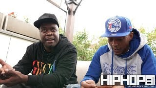 E-Ness Links Up With Cassidy and Talks about The URL
