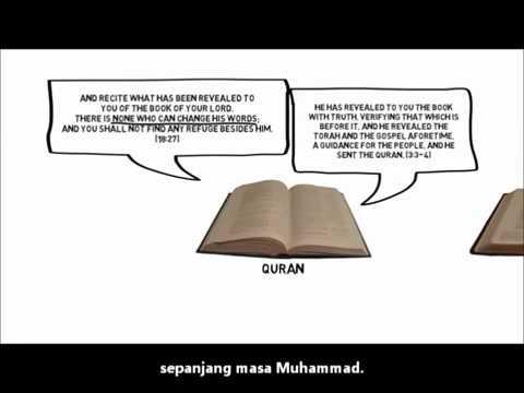 AL Quran Vs Injil ( alkitab )  Apakan Firman Allah bisa diubah