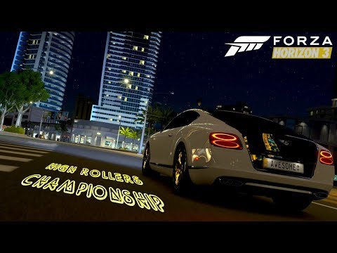 Forza Horizon 3 - High Rollers Championship
