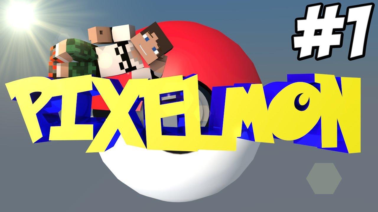 Pixelmon episode 1 charmander youtube - Pixelmon ep 1 charmander ...