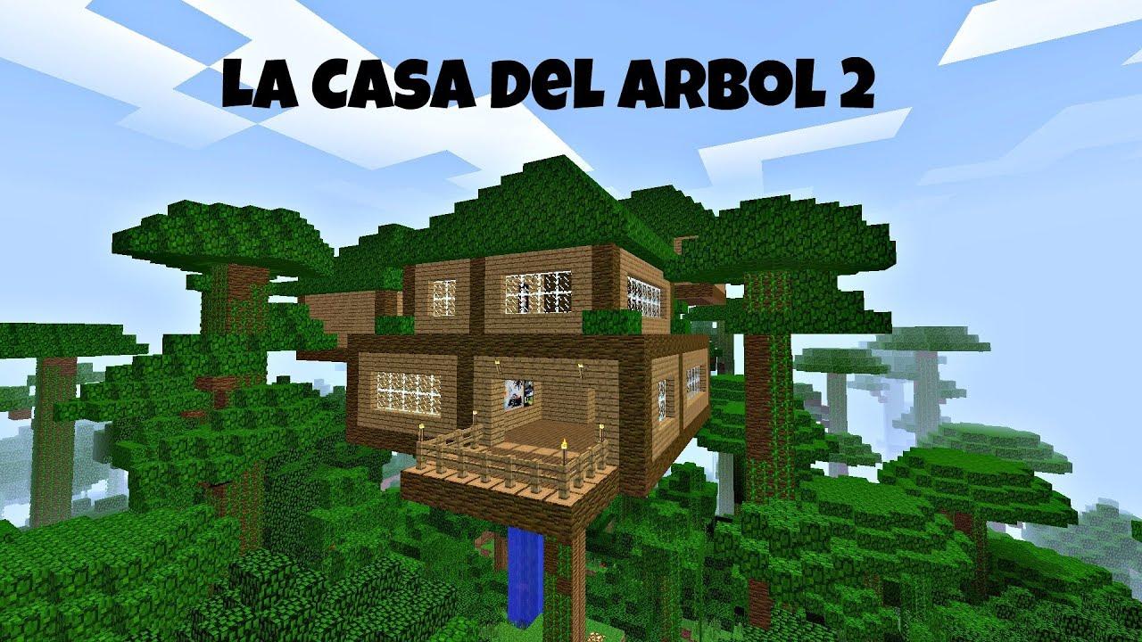 La casa del arbol 2 descarga minecraft mapa 1 7 9 - Casas de madera en arboles ...