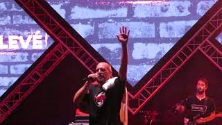 Mal Élevé - Fäuste Hoch live at Uprising festival 2019