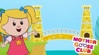 London Bridge Is Falling Down | Mother Goose Club Rhymes for Kids thumbnail