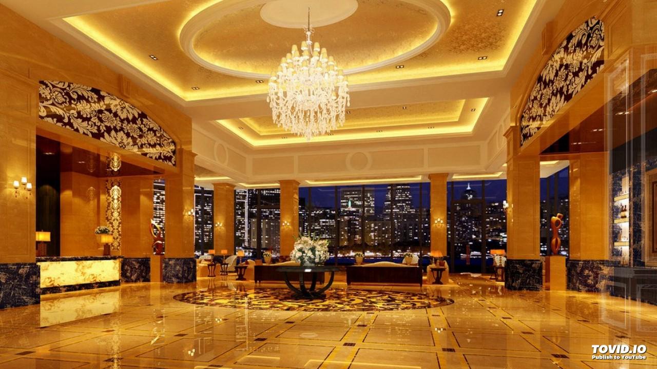 Fancy hotel lobby music piano youtube for Fancy hotels