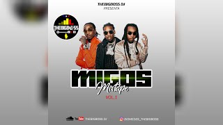 🔥MIGOS MIXTAPE VOL.1 | Best Of Migos Vol.1 | Quavo Offset Takeoff & More | Hits | THEBIGBOSS DJ🇵🇦🇯🇲