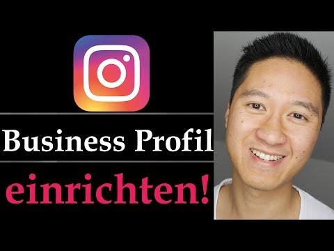 Instagram Business Account erstellen - Jetzt Instagram Business Profil einrichten - für Unternehmen