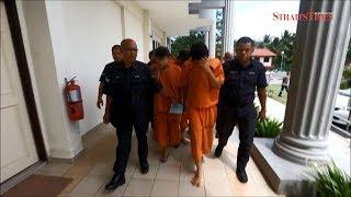 Six men claim trial in Pasir Mas to gang raping 17-year-old girl