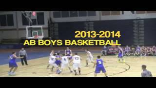 Acton Boxborough Varsity Boys Basketball vs Haverhill 2/17/14