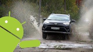 Русская Toyota на Android?