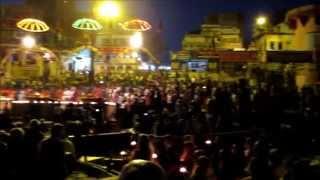 Varanasi - Aarti Ceremony of Light