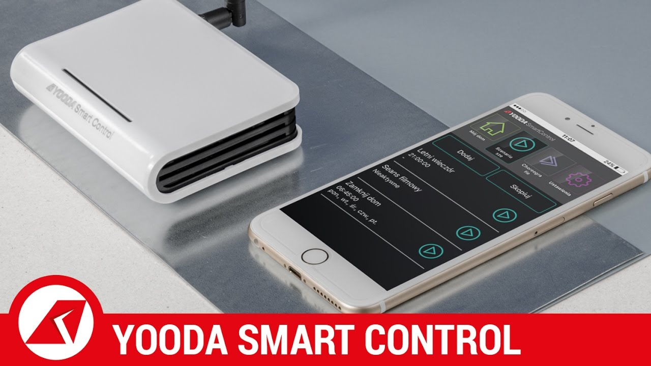 berühmte Designermarke Online gehen Genieße den reduzierten Preis #pomagamy: Jak podłączyć centralę YOODA Smart Control? /odc. 32