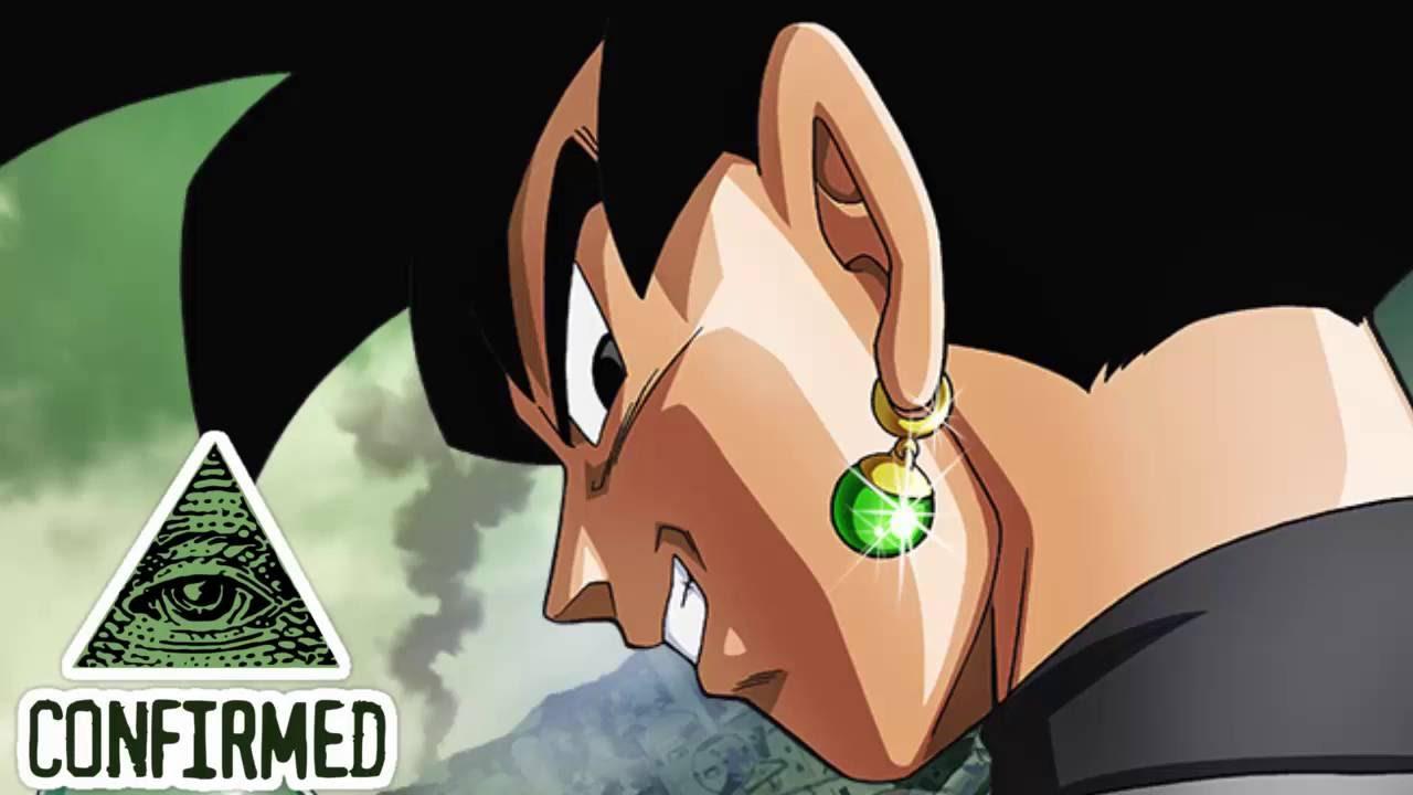 Dragon ball z illuminati exposed