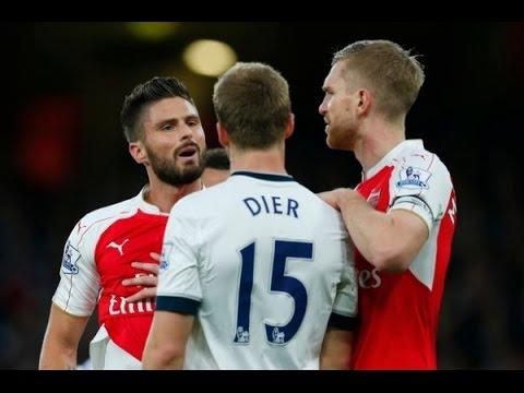 Tottenham Hotspur 2-2 Arsenal | #TimeAddedOn | North London Derby.