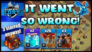 HOW DID THAT 3 STAR!? 😂 ELECTRONE TH10 ATTACK STRATEGY | CLASH OF CLANS