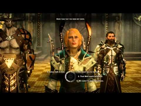 Dragon Age: Inquisition - What Pride Has Wrought