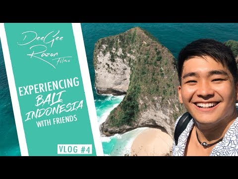 Experiencing Bali, Indonesia with Friends