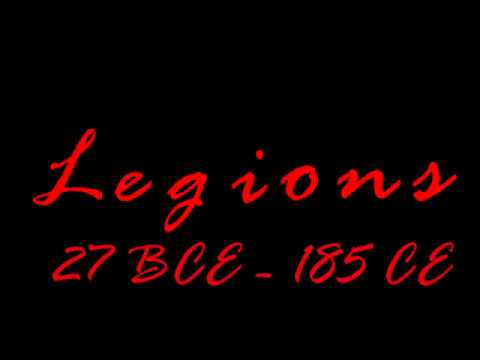 Weapons of War - Episode 4 - The Legion 27 BCE  - 185CE