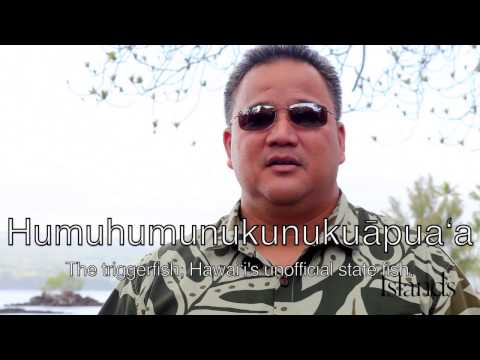 How To Speak Hawaiian